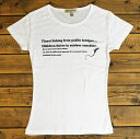 トカゲ柄 レディースTシャツ とかげ 白 hlt015