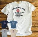 ベーシック メンズTシャツ This is the