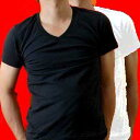 東レ【ソフトサーモ】吸湿発熱Vネック半袖Tシャツ :02HT4[半袖V首Tシャツ/ウォームビズ/ヒートテック] 【あす楽_土曜営業】【あす楽_日曜営業】【セール】【05P03Dec16】