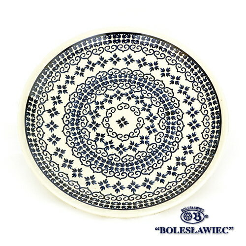 [Zaklady Ceramiczne Boleslawiec/ザクワディ ボレスワヴィエツ陶器]プレート19cm(平皿)-922