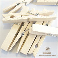 [REDECKER/レデッカー]木の洗濯ばさみ10本セット