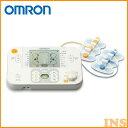 低周波治療器 HV-F1200 送料無料 低周波治療器 低周波マッサージ 肩こり コードレス オムロン 【D】