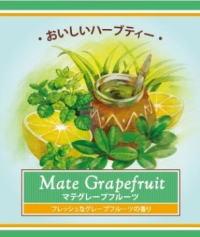 [生活の木]【おいしいハーブティー】マテグレープフルーツ [ティーバック10ヶ入]