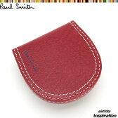ポールスミス 財布 小銭入れ コインケース 赤 Paul Smith psp612-20 ブランド メンズ 紳士