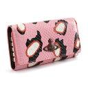 展示品箱なし ヴィヴィアンウエストウッド キーケース Vivienne Westwood ピンク 3518m751 レディース 婦人