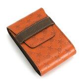 展示品箱なし ヴィヴィアンウエストウッド シガレットケース たばこケース タバコケース Vivienne Westwood オレンジ 15189431