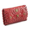 ショッピングアナスイ <クーポン配布中>展示品箱なし アナスイ キーケース 赤 ANNA SUI 311323-30 レディース 婦人