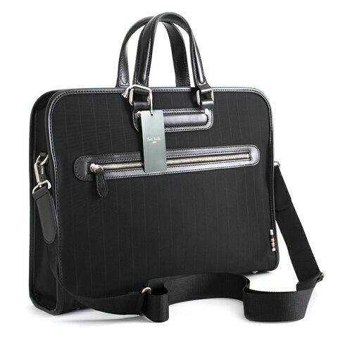 ポールスミス バッグ ビジネスバッグ 2wayバッグ 黒(ブラック) Paul Smith psg550-10 メンズ 紳士
