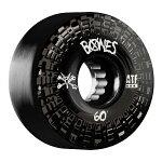 【BONES】 ATF NOBS -BLACK-【ボーンズ】【スケートボード】【ウィール】【クルーズウィール】