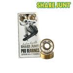 【SHAKE JUNT】ANDREW REYNOLDS PRO BEARINGS【シェイク ジャント】【スケートボード】【ベアリング】