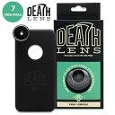 【DEATH DIGITAL】-WIDE ANGLE- iPhone 7 用 【デスレンズ】【スケートボード】【アイフォン】【レンズ/アクセサリー】