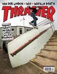 【THRASHER MAGAZINE】2016.7月号【スラッシャーマガジン】【スケートボード】【書籍/雑誌/マガジン】