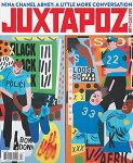 【JUXTAPOZ】2016.7月号【ジャクスタポーズ】【スケートボード】【書籍/雑誌/マガジン】