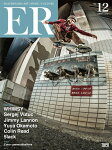 【ER】NO.12【イーアール】【スケートボード】【書籍/雑誌/マガジン】