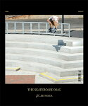 【the skateboard Mag】ISSUE 152°【ザ スケートボード マグ】【スケートボード】【書籍/雑誌/マガジン】