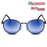 【HAPPY HOUR】Riley Hawk HOLIDAZE カラー:black/blue 【ハッピーアワー】【スケートボード】【アイウエア/サングラス】