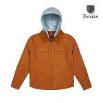 【BRIXTON】CANTON jacket カラー:copper 【ブリクストン】【スケートボード】【ジャケット】