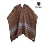 10倍!期間 11/17〜11/24 9:59【BRIXTON】PARRY poncho blanket カラー:brown 【ブリクストン】【スケートボード】【ポンチョ/ブランケット】
