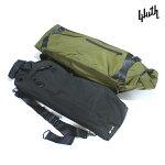 【BLUTH SKATEBOARDS】SKATEBOARD bag カラー:black/olive 【ブルース】【スケートボード】【バッグ/スケートバッグ】
