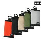 【VAGA】NANO wallet カラー:orange/black/khaki/moss/gray 【バガ】【スケートボード】【財布/ウォレット】