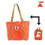 【POLER】STUFFABLE TOTE カラー:orange 【ポーラー】【スケートボード】【BAG/バッグ】