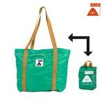 【POLER】STUFFABLE TOTE カラー:green 【ポーラー】【スケートボード】【BAG/バッグ】