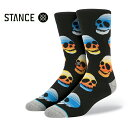 【STANCE】RAYO カラー:black 【スタンス】【スケートボード】【靴下/ソックス】