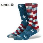 【STANCE】BANNER カラー:navy 【スタンス】【スケートボード】【靴下/ソックス】