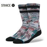 【STANCE】LEI-LEI カラー:gray 【スタンス】【スケートボード】【靴下/ソックス】