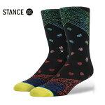【STANCE】ONE LOVE カラー:black 【スタンス】【スケートボード】【靴下/ソックス】