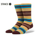 【STANCE】HYENA カラー:burgundy 【スタンス】【スケートボード】【靴下/ソックス】