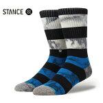 【STANCE】JAILBREAK カラー:blue 【スタンス】【スケートボード】【靴下/ソックス】