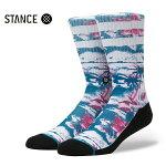 【STANCE】LEEWARD カラー:tropical 【スタンス】【スケートボード】【靴下/ソックス】