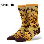 【STANCE】SUNDROP 2 カラー:orange 【スタンス】【スケートボード】【靴下/ソックス】