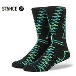 【STANCE】THE ANCIENTS カラー:green 【スタンス】【スケートボード】【靴下/ソックス】