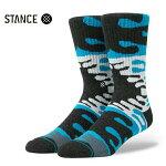 【STANCE】VOODOO カラー:blue 【スタンス】【スケートボード】【靴下/ソックス】