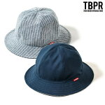 【TBPR/TIGHTBOOTH PRODUCTION】 STRIPE HAT カラー:navy 【タイトブースプロダクション】【スケートボード】【ハット/帽子】