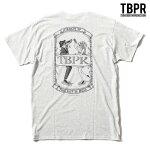 【TBPR/TIGHTBOOTH PRODUCTION】 MEETING カラー:ash 【タイトブースプロダクション】【SADAM】【スケートボード】 【Tシャツ】