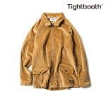 【TBPR/TIGHTBOOTH】CODE SWING TOP カラー:beige 【タイトブース】【スケートボード】【ジャケット】