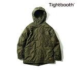 【TBPR/TIGHTBOOTH】MODS COAT カラー:olive 【タイトブース】【スケートボード】【ジャケット】