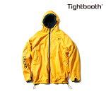 【TBPR/TIGHTBOOTH】REVERSIBLE JACKET カラー:yellow×navy 【タイトブース】【スケートボード】【ジャケット】