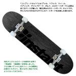【instant】 Original Complete -black-【インスタント】【スケートボード】【スケボー】【コンプリート セット】【送料無料】【8.0インチ】