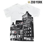 【ZOOYORK】PILE UP GRAPHIC tee カラー:white 【ズーヨーク】【スケートボード】【ティーシャツ】