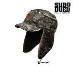 【SUBDUED】SHIRETOKO CAP カラー:MHAK Dry leaves / forest green / brown / granite【サブデュード】【スケートボード】【キャップ/帽子】