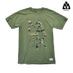 【MATIX】SURPLUS tee カラー:green 【マティックス】【スケートボード】【Tシャツ】