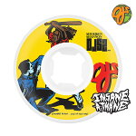 【OJ wheels】Shuriken Shannon COP BEATER EZ EDGE -INSANE-A-THANE- サイズ:52mm 硬度:101A【オージェイ】【スケートボード】【ウィール】