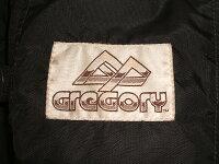 GREGORY(グレゴリー)茶タグ(旧タグ)1980年代Day&HalfPack(デイ&ハーフパック)Black(ブラック)【中古】