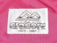 GREGORY(グレゴリー)30周年記念モデル茶タグDay&HalfPack(デイ&ハーフパック)Fuchsia(フューシャー)【中古】