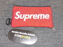 SUPREME(シュプリーム) Mobile Pouch Red(モバイルポーチ 携帯ケース 赤レッド) 2016年AW