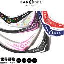 【着後レビューでBANDELグッズプレゼント!】BANDEL バンデル クロス ネックレス アス